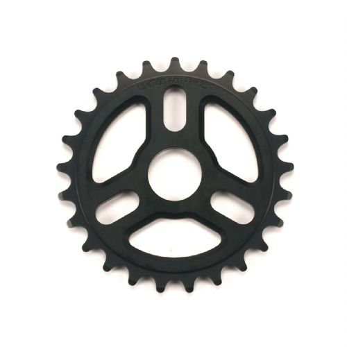 United Rotary Sprocket 25T Black